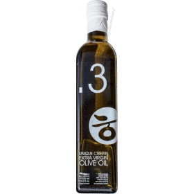 Oliwa 0.3 Delicious Crete, zbiór 2018, 500ml